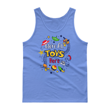 We're all Toys Here! - Toy Story - Unisex Tank