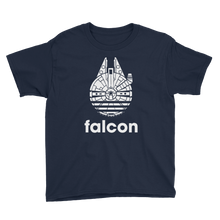 Falcon - Never Tell Me The Odds - Youth Unisex Tee
