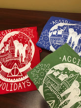 ACCIO HOLIDAYS - HARRY POTTER CHRISTMAS