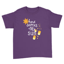 Here comes the Sun - Rapunzel Shirt - Youth