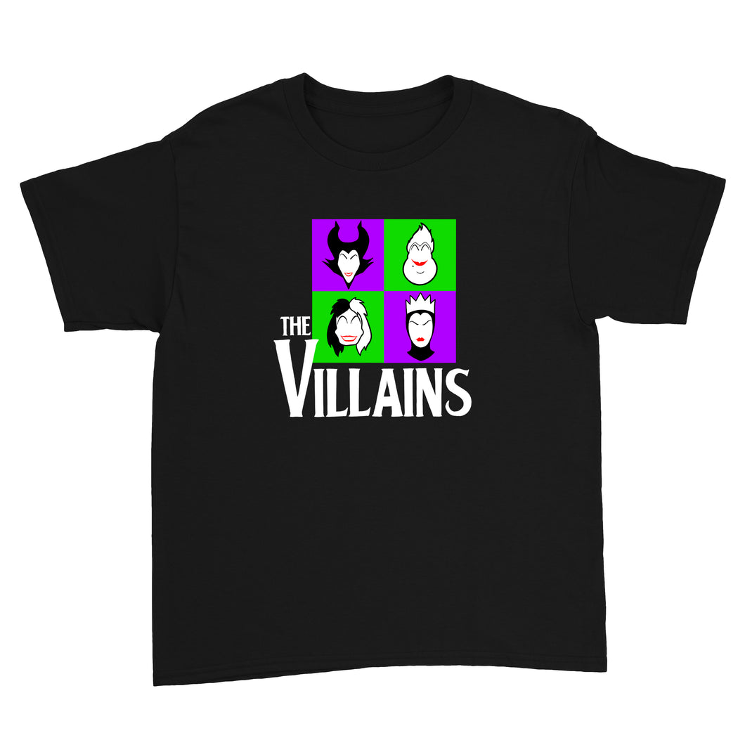 The Villains Tee - Youth
