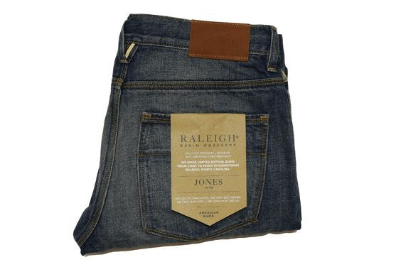 Raleigh Denim Jones