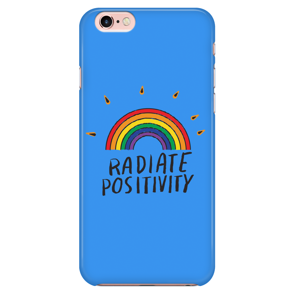 Radiate Positivity Iphone 7/7s case