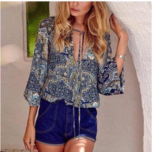 Ethnic Boho Blouse
