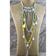 Tribal Layers Necklace