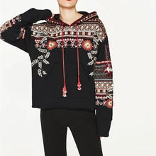 Alaska Embroidered Sweater