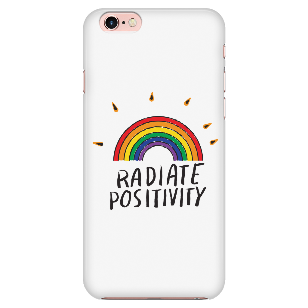 Radiate Positivity Iphone 6/6s Case