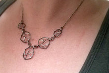 Small Fractured Necklace