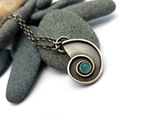 Nautilus Pendant Necklace