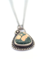 Small Ocean Jasper Necklace