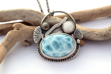 Larimar Seaside Necklace