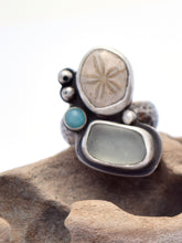 Seaside Ring, Size 6