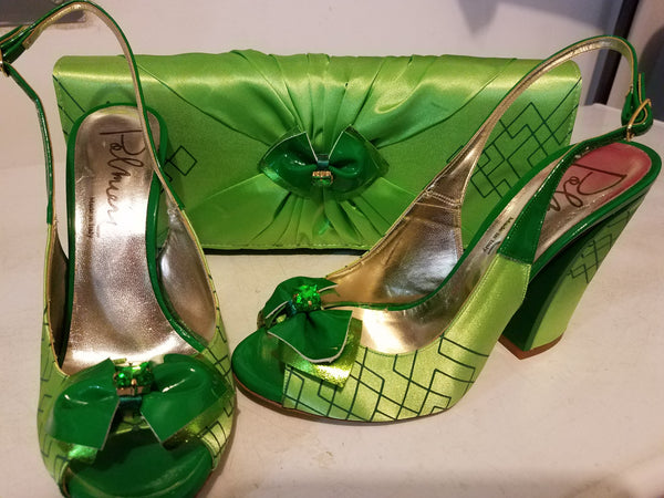 Women's Shoes and Bag Sets