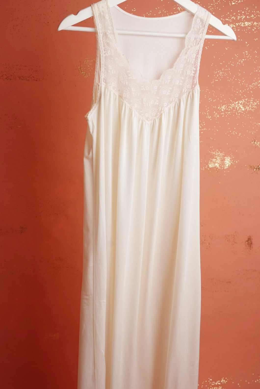 Maxi Lace Nightgown