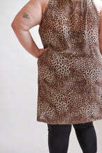 Leopard Tunic Dress