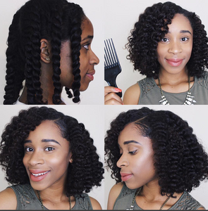 Recreate the Style: 4 Steps to a Flawless Fall Twist Out