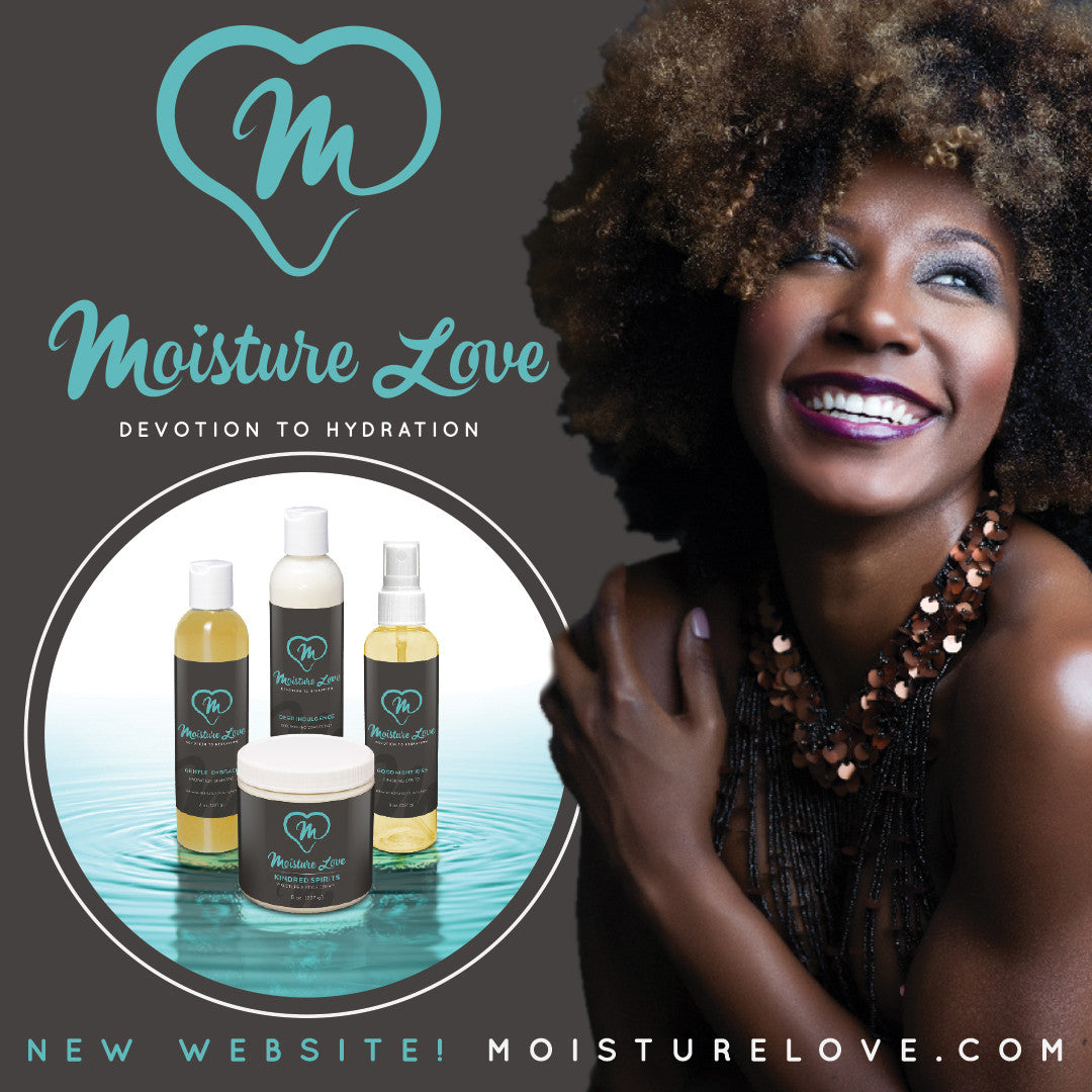 Moisture Love New Website Launch Sale
