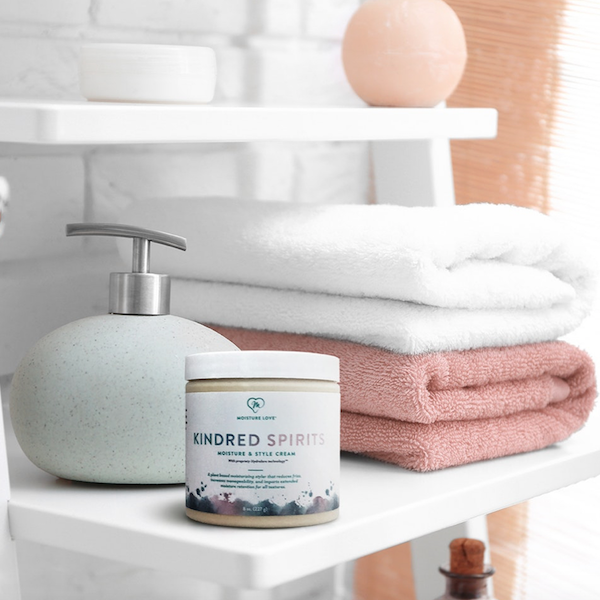 Moisture & Style Cream - Kindred Spirits