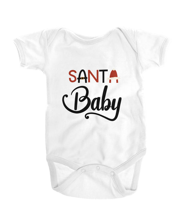 Another Santa Baby Onesies