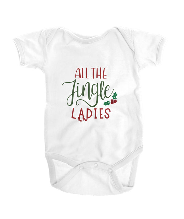 All Jingle Ladies Onesies