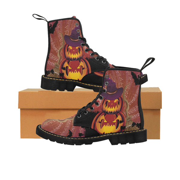 Halloween Martin Boots for Kids