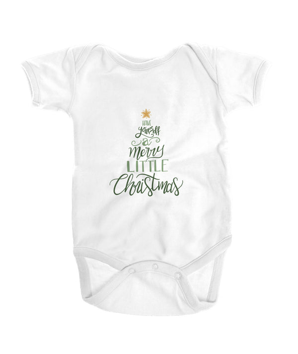 Have Yourself Merry Little Christmas Onesies