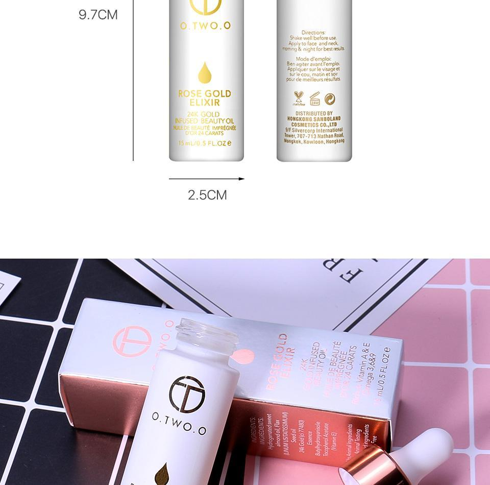 24k Gold Anti-Aging Lip Oil