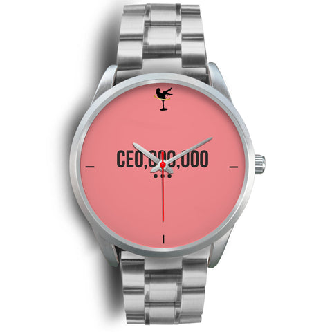 CEO 7 figures Watch - Seven Mania