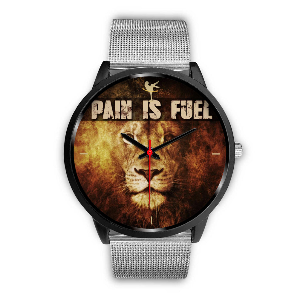 Black Lion Strength Watch - Seven Mania