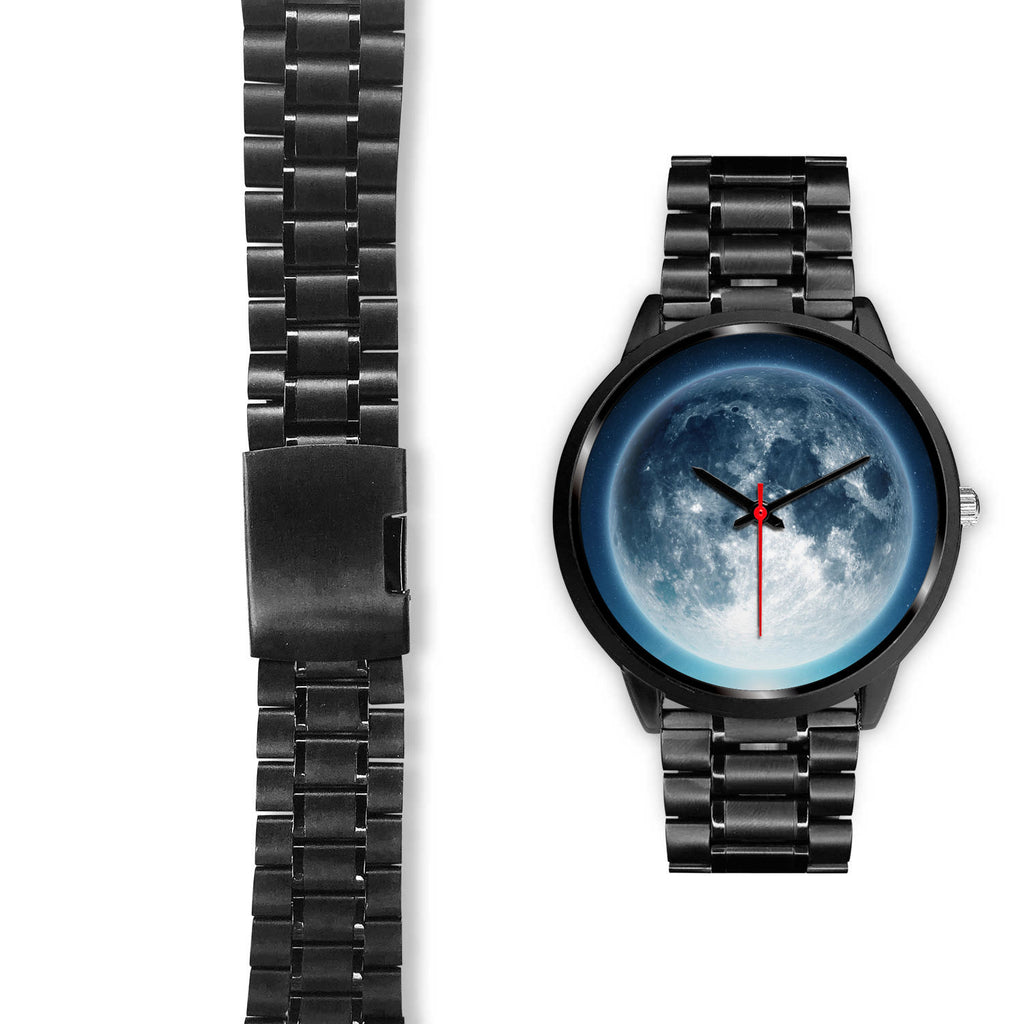 Black Moon Lover Watch - Seven Mania