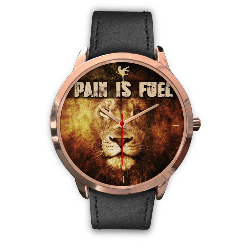 Pink Lion Strength Watch - Seven Mania