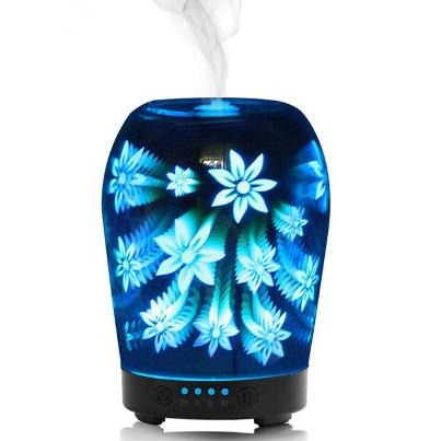 3D Essential Oil Aromatherapy Diffusers