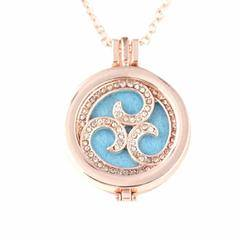 Essential Oil Jewelry Pendants