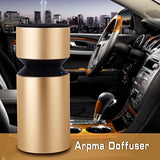 Nebulizing Waterless Diffuser for Car Travel Office - USB or Rechargable Battery Options - Electric Bicycle