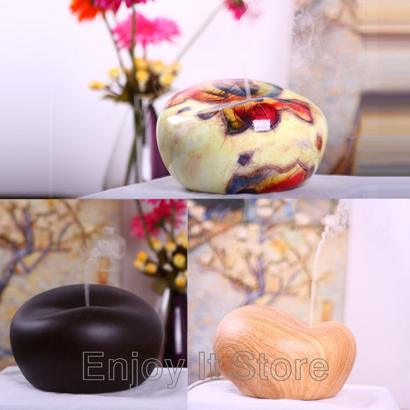 5 varieties Ultrasonic Aromatherapy Essential Oil Diffuser Portable Cool Mist - Electric Bicycle