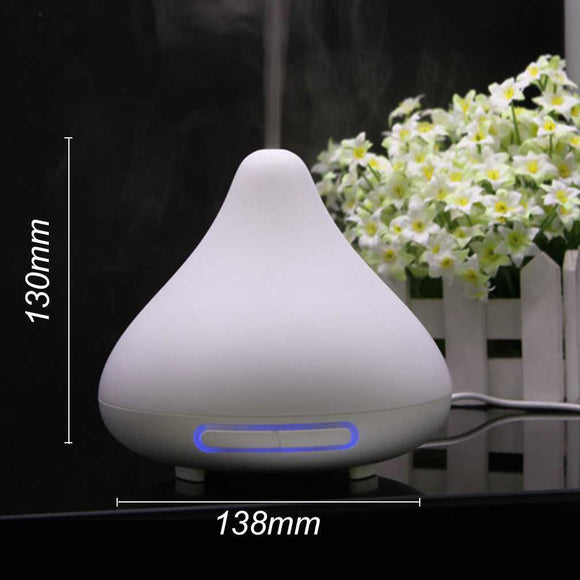 140ml Ultrasonic Aroma Humidifier Essential Oil Diffuser Air Humidifier Color Changing Air Purifier for Home Office Study - Electric Bicycle