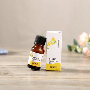 Lemon 100% Pure Essential Oil / Aromatherapy 10ml - Electric Bicycle