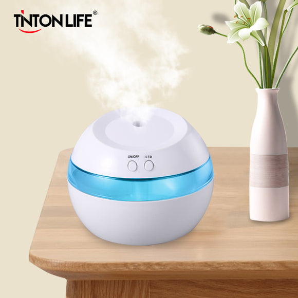 TINTON LIFE USB 300ML Creative Gift Air Aroma Humidifier Color LED Lights Electric Aromatherapy Essential Oil Aroma Diffuser - Electric Bicycle