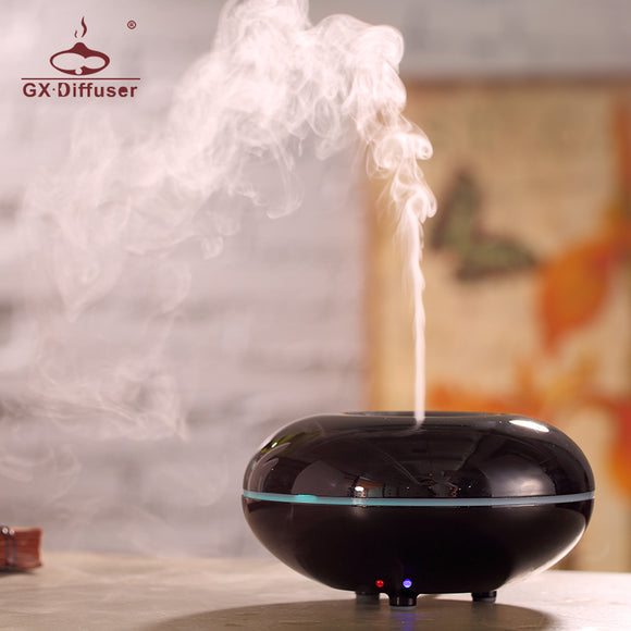 GX Diffuser 7 colors changing Ultrasonic Essential oil Aroma Diffuser - International Choice of Plug - Electric Bicycle