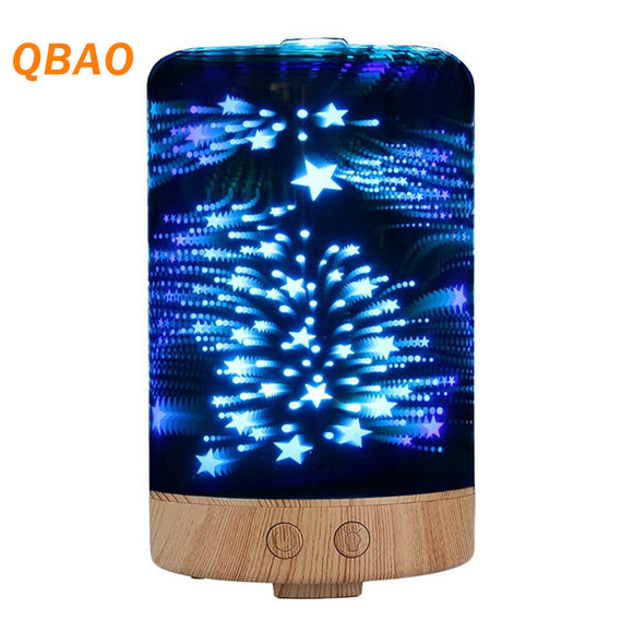 3D Essential Oil Diffuser For office - Electric Bicycle