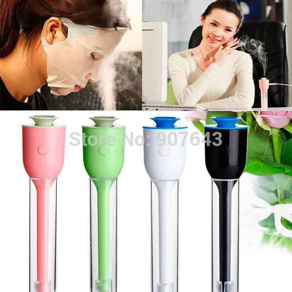 Facial Essential Oil Nebulizer USB. Give Your Face a Steam Treatment with Essential Oils! - Electric Bicycle