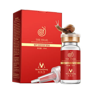 100% Pure Snail Mucin -  Remove Wrinkles, Anti-aging Skin Serum - Korean Beauty - Electric Bicycle