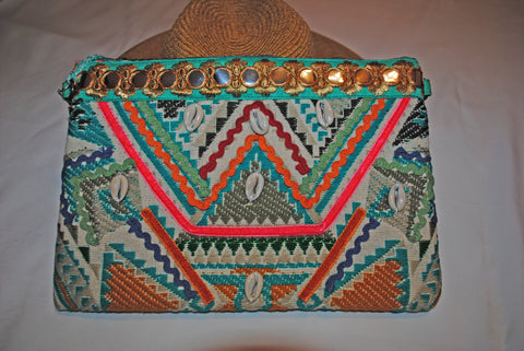 Take Me To The Beach Clutch
