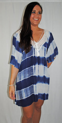 Tie-Dye Summer Dress
