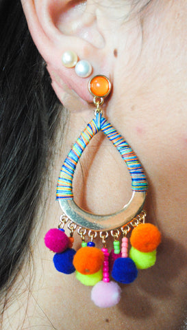 Fiesta Fun Time Earrings