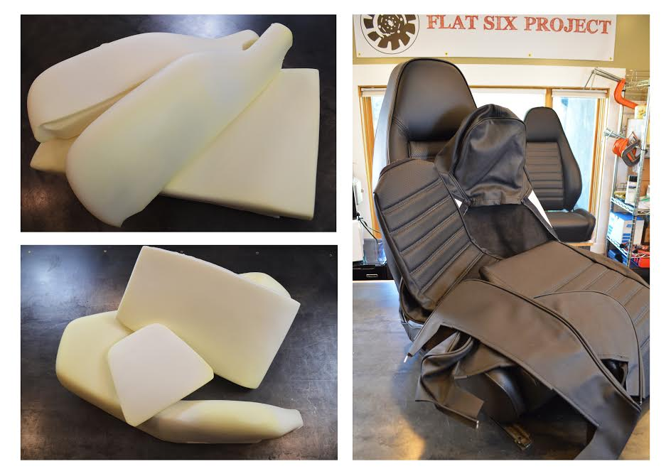 Upholstery Foam Seat Bundle