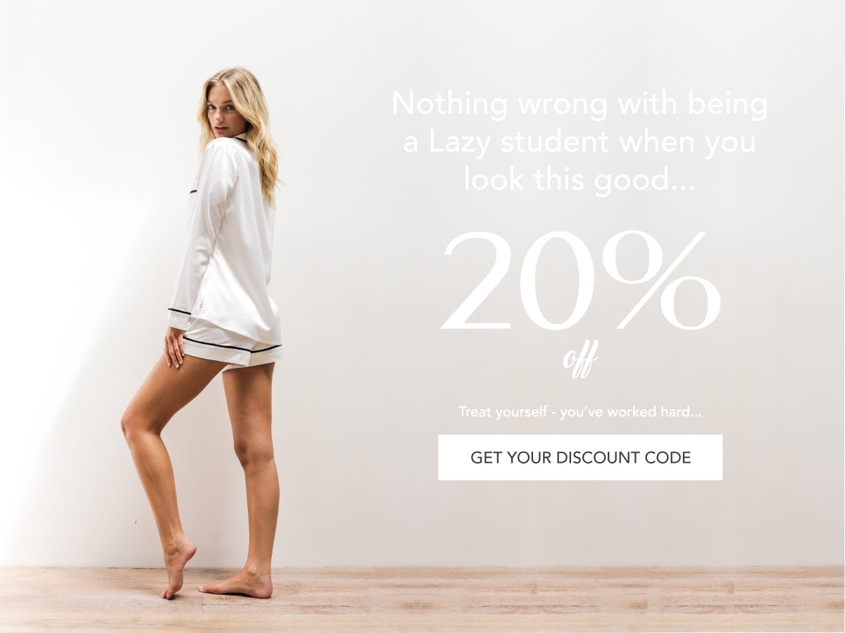 LAZE WEAR PYJAMAS STUDENT DISCOUNT
