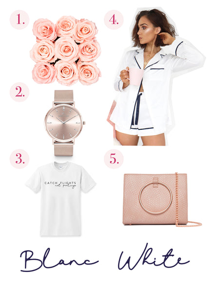 Blanc White Gift Guide