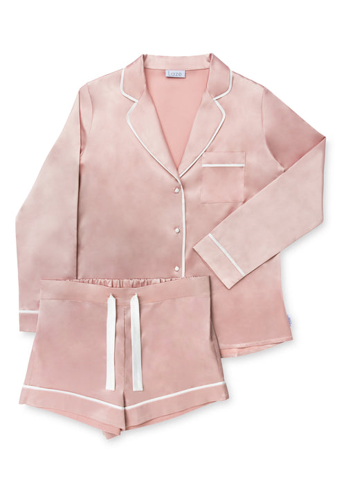 Rose Cloud Short Pyjama Set
