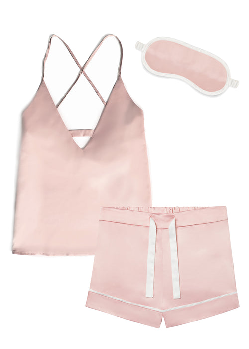 The Rose Cloud Camisole Set